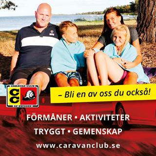 Caravan Club of Sweden Stockholmssektionen Nr 1 mars Årsmöte